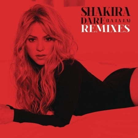 Dare (La La La) Remixes 專輯封面