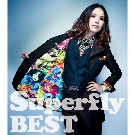 Superfly BEST 專輯封面