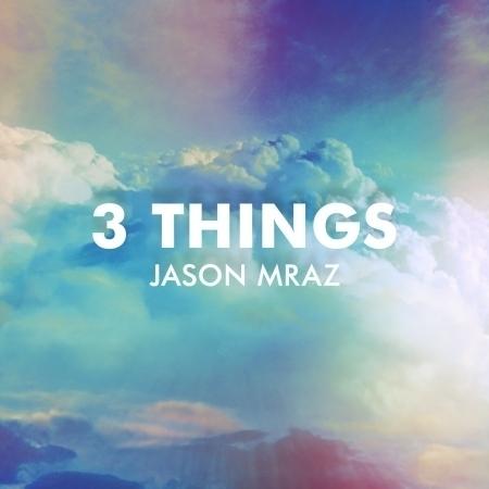 3 Things 專輯封面