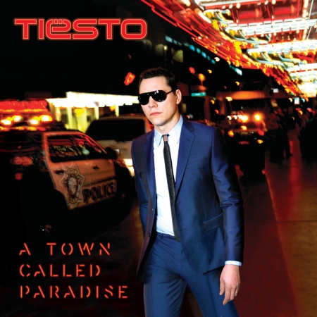 A Town Called Paradise (Deluxe) 專輯封面