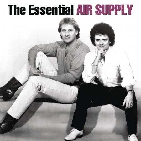 The Essential Air Supply 專輯封面