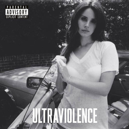 Ultraviolence (Deluxe Edition) 專輯封面