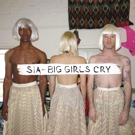 Big Girls Cry 專輯封面