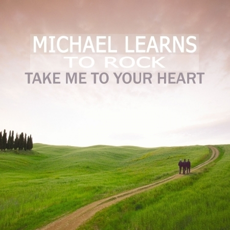 Take Me To Your Heart 專輯封面