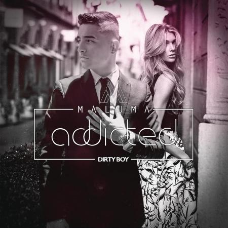 Addicted 專輯封面