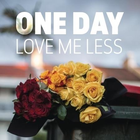 Love Me Less 專輯封面