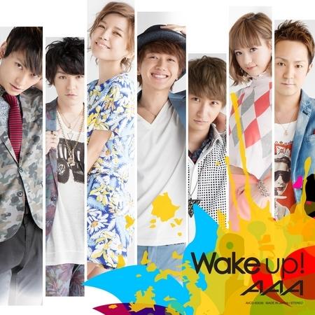 Wake up! 專輯封面