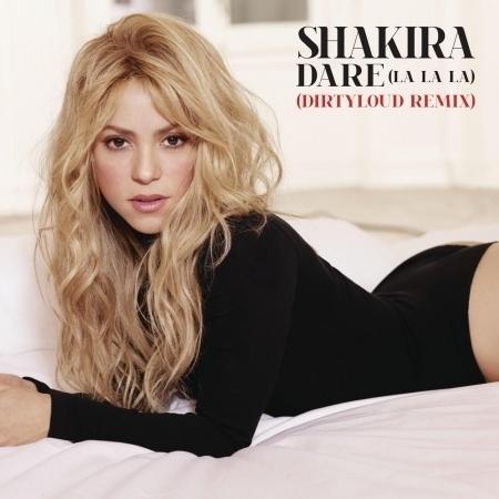 Dare (La La La) [Dirtyloud Remix] 專輯封面