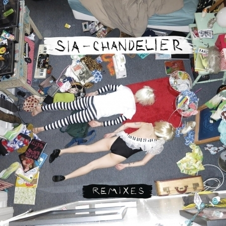 Chandelier (Remixes) 專輯封面