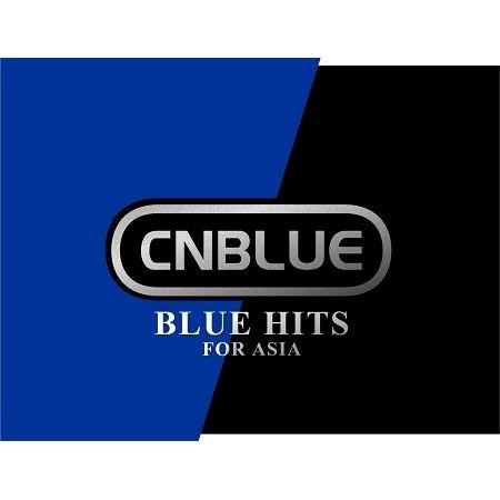 首張超級精選BLUE HITS FOR ASIA 專輯封面