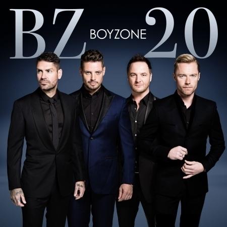 BZ20 專輯封面