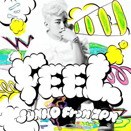 Feel 專輯封面