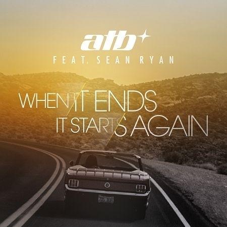 When It Ends It Starts Again  專輯封面