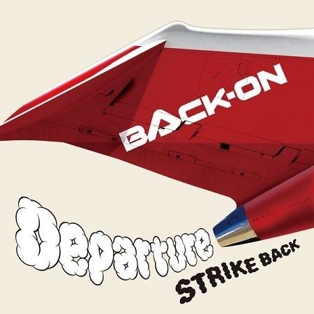 Departure/STRIKE BACK 專輯封面