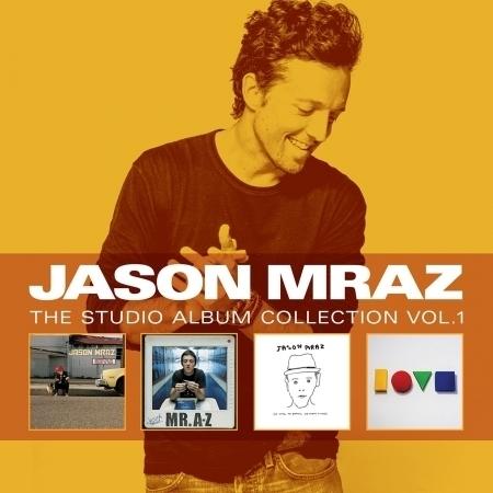 The Studio Album Collection, Volume One 專輯封面