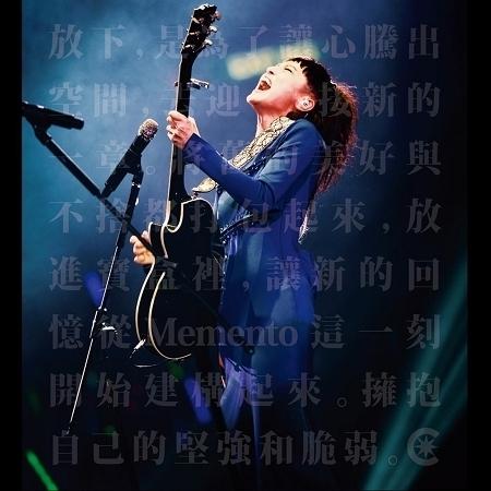 Memento Live 2013 專輯封面