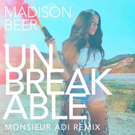 Unbreakable (Monsieur Adi Remix) 專輯封面