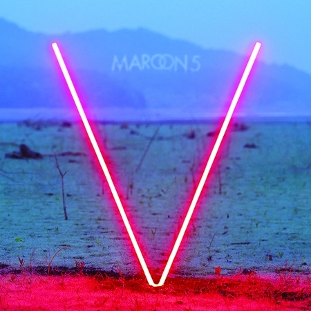 V (Deluxe) 專輯封面