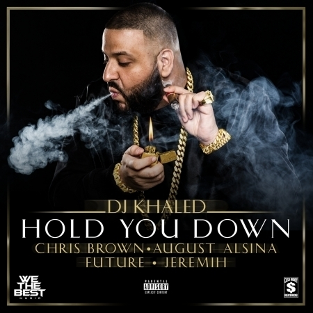 Hold You Down (feat. Chris Brown, August Alsina, Future, Jeremih) 專輯封面