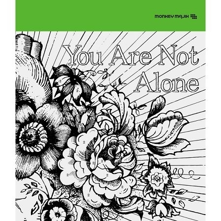 You Are Not Alone 專輯封面