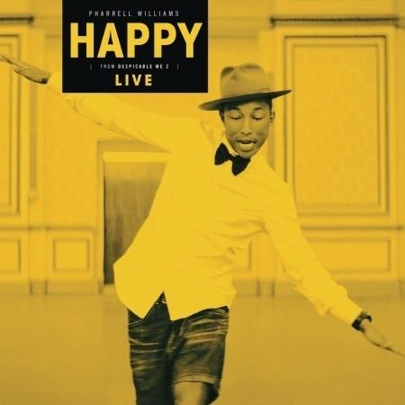 Happy (Live) 專輯封面