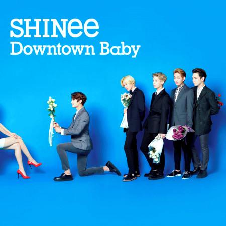 Downtown Baby 專輯封面