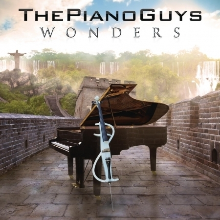 Wonders 專輯封面