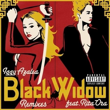 Black Widow (feat. Rita Ora) [Remixes] 專輯封面