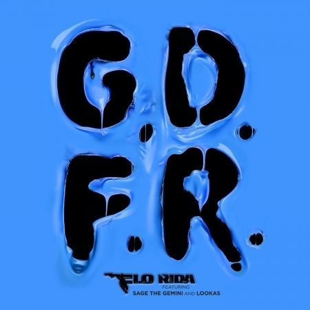 GDFR (feat. Sage The Gemini and Lookas) 專輯封面