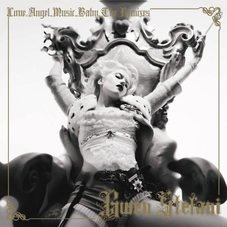 Love Angel Music Baby - The Remixes 專輯封面