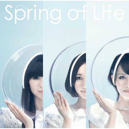 Spring of Life 專輯封面