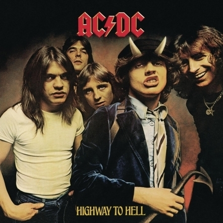 Highway to Hell 地獄高速公路 專輯封面