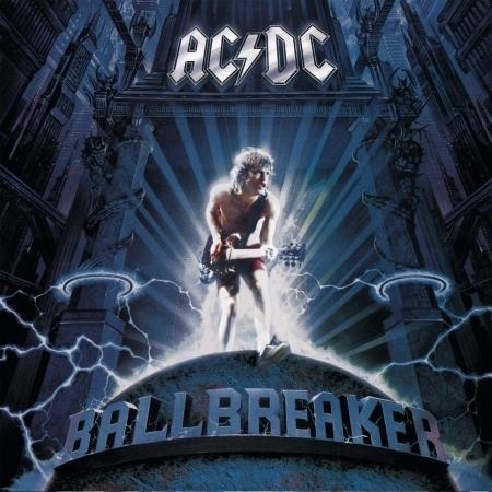 Ballbreaker 轟天球 專輯封面