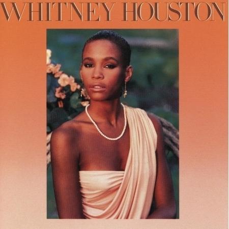 Whitney Houston 專輯封面