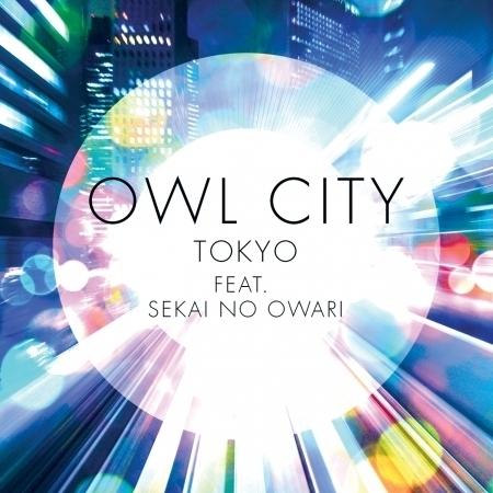 Tokyo (feat. Sekai No Owari) 專輯封面