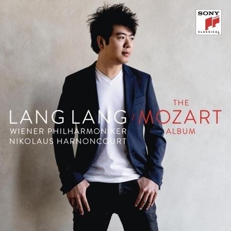 The Mozart Album 專輯封面
