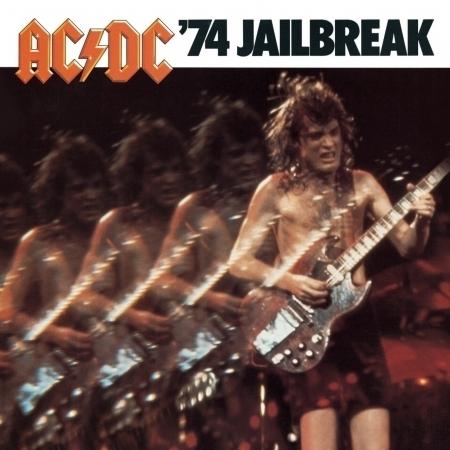 '74 Jailbreak 越獄大逃亡 專輯封面