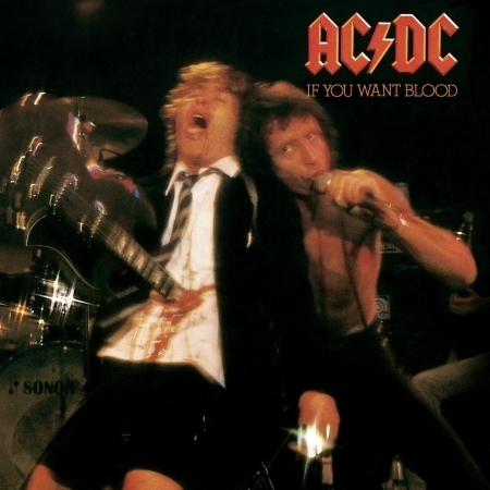 If You Want Blood You've Got It (Live) 稱心如意 專輯封面