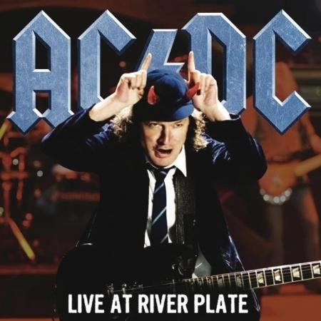 Live at River Plate 阿根廷現場實況錄音 專輯封面