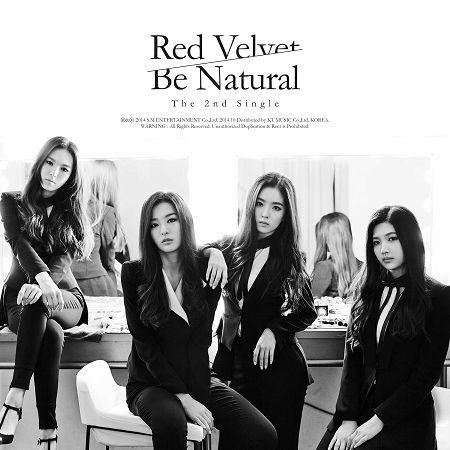 Be Natural 專輯封面