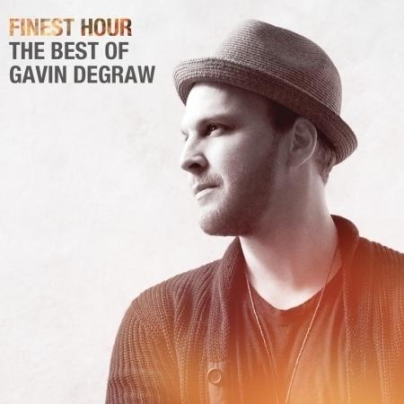 Finest Hour: The Best of Gavin DeGraw 美好時光:情歌最精選 專輯封面