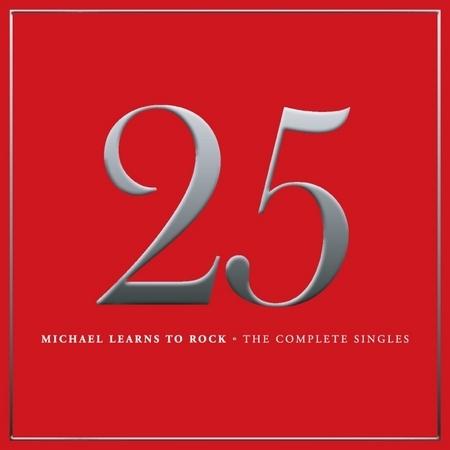 25: THE COMPLETE SINGLES 成軍25周年紀念 新歌+精選 專輯封面