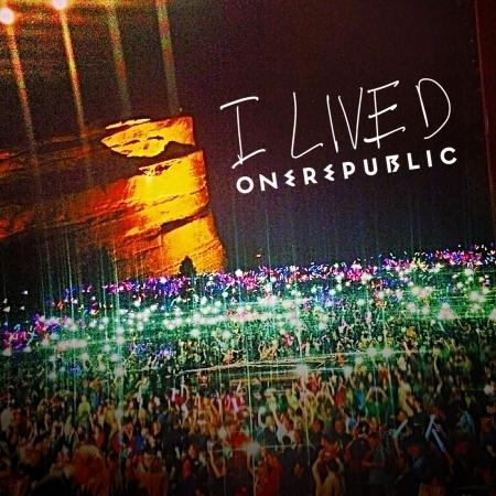 I Lived (Remix EP) 專輯封面