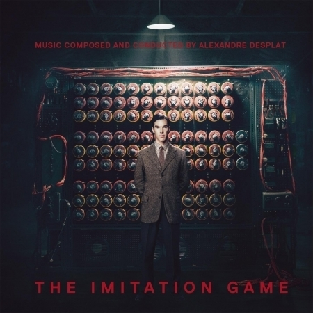 The Imitation Game (Original Motion Picture Soundtrack) 專輯封面