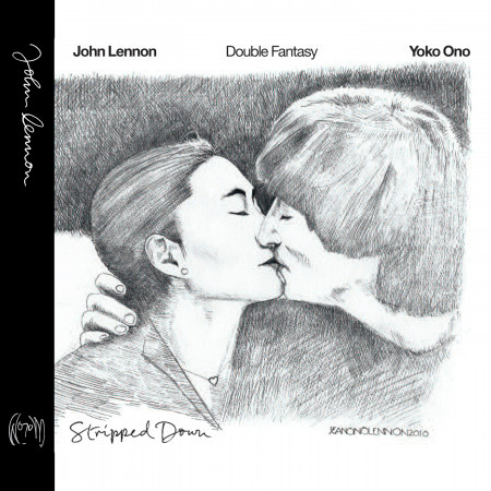 Double Fantasy Stripped Down 專輯封面