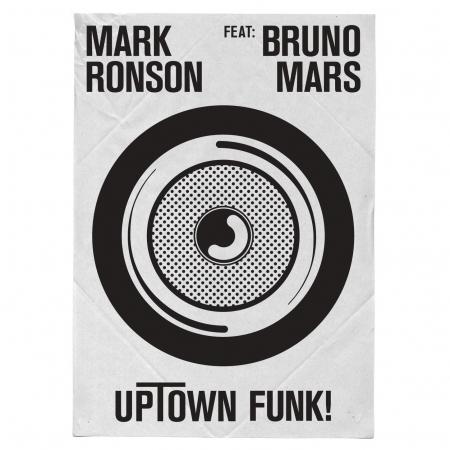 Uptown Funk (feat. Bruno Mars) 專輯封面