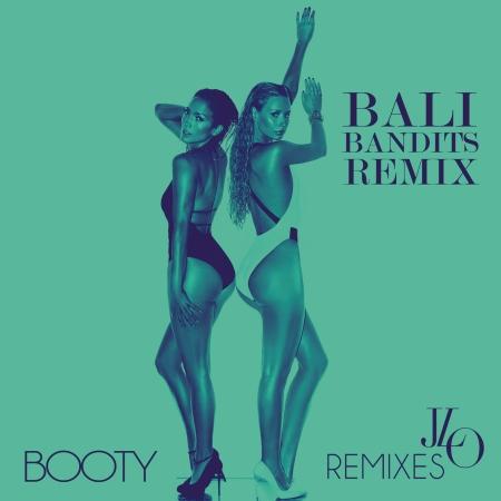 Booty (Bali Bandits Remix) [feat. Iggy Azalea & Pitbull] 專輯封面
