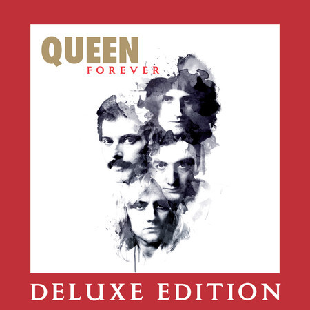 Queen Forever (Deluxe Edition) 永恆精選 專輯封面