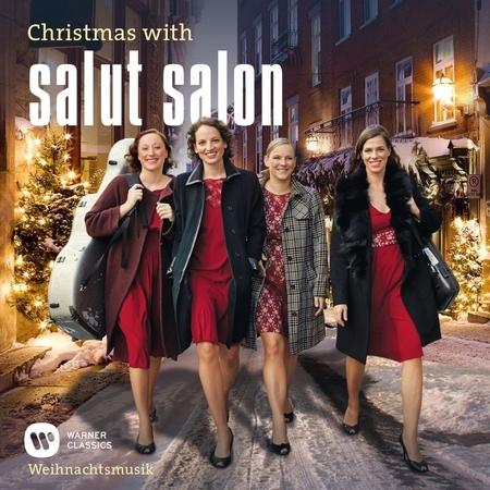 Christmas With Salut Salon - Weihnachtsmusik 玩美耶誕 專輯封面
