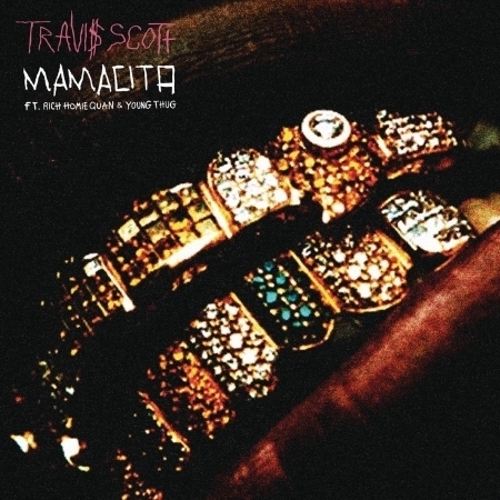 Mamacita (feat. Rich Homie Quan & Young Thug) - Explicit 專輯封面